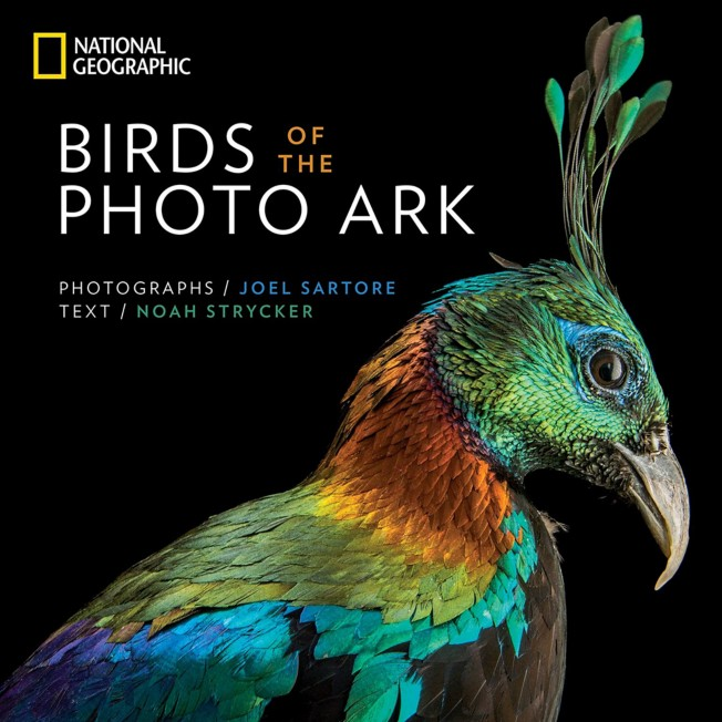 Birds of the Photo Ark Book – National Geographic
