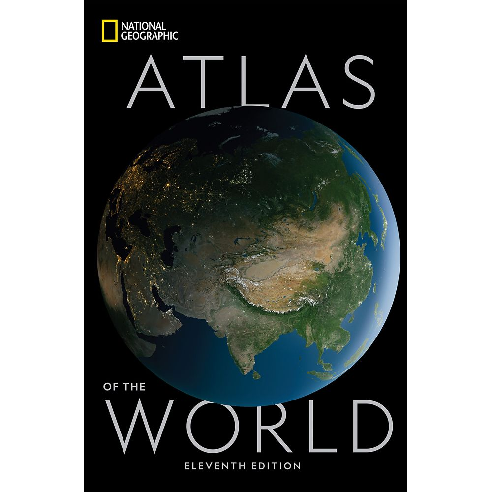 Atlas of the World Book – National Geographic