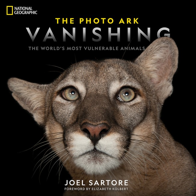 Photo Ark Vanishing: The World's Most Vulnerable Animals Book – National Geographic