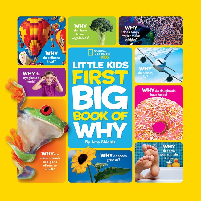 Little Kids First Big Book of Why – National Geographic