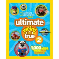 Ultimate Weird but True Volume 2 Book – National Geographic