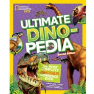 Ultimate Dinopedia: The Most Complete Dinosaur Reference Ever Book – National Geographic