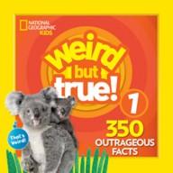 Weird but True! Volume 1 Book – National Geographic