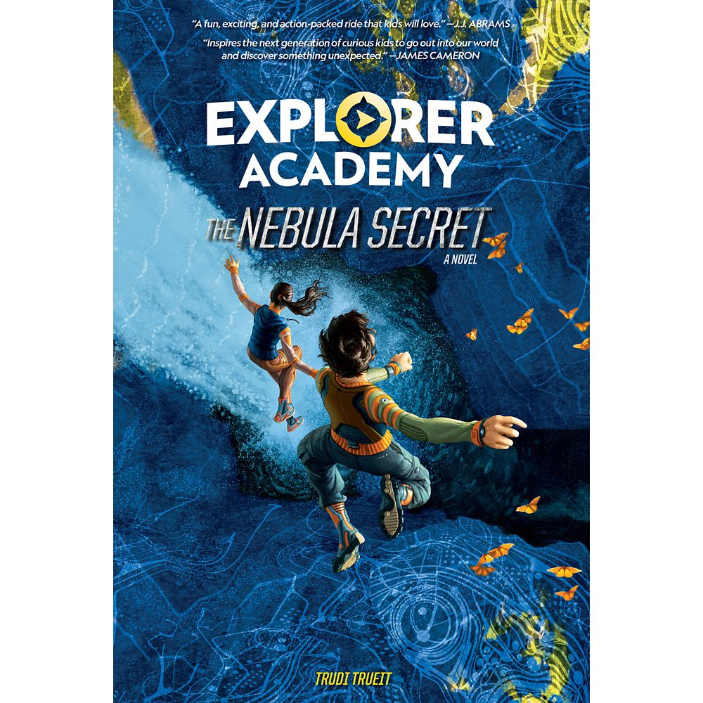 Explorer Academy: The Nebula Secret Book – Hardcover Edition – National Geographic