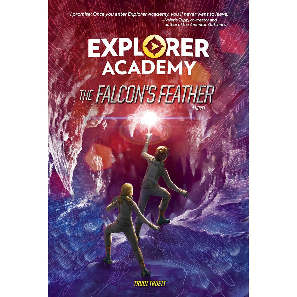 Explorer Academy: The Falcon's Feather Book – National Geographic