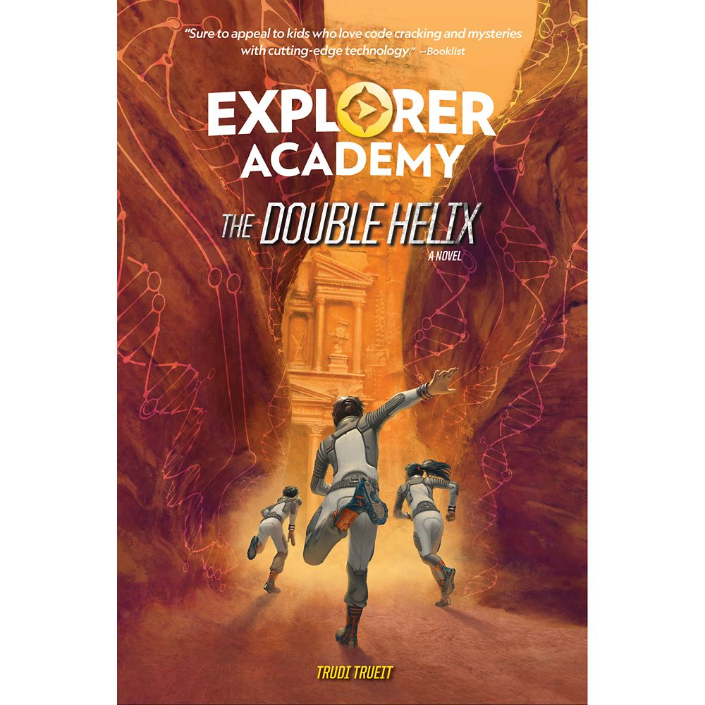 Explorer Academy: The Double Helix Book – National Geographic