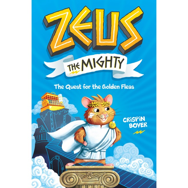 Zeus the Mighty Book – National Geographic