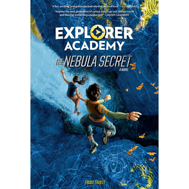 Explorer Academy: The Nebula Secret Book – Paperback Edition – National Geographic