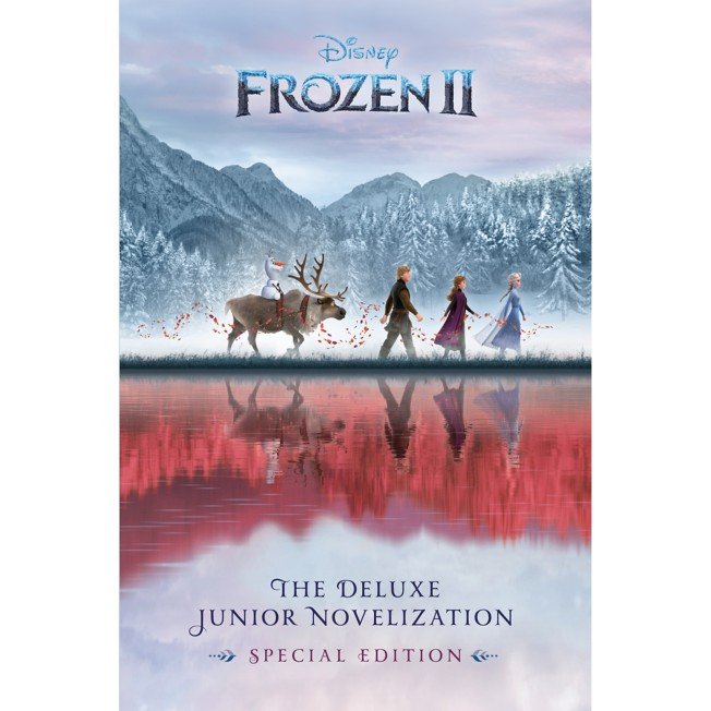 Frozen 2: The Deluxe Junior Novelization Special Edition