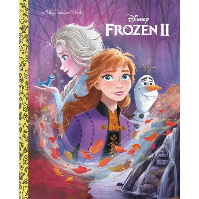 Frozen 2 – Big Golden Book