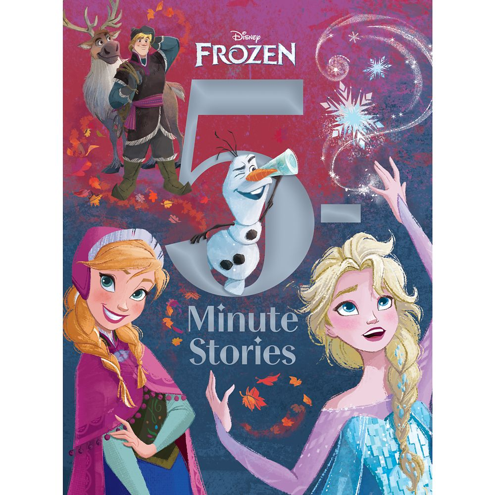 Frozen: 5-Minute Stories