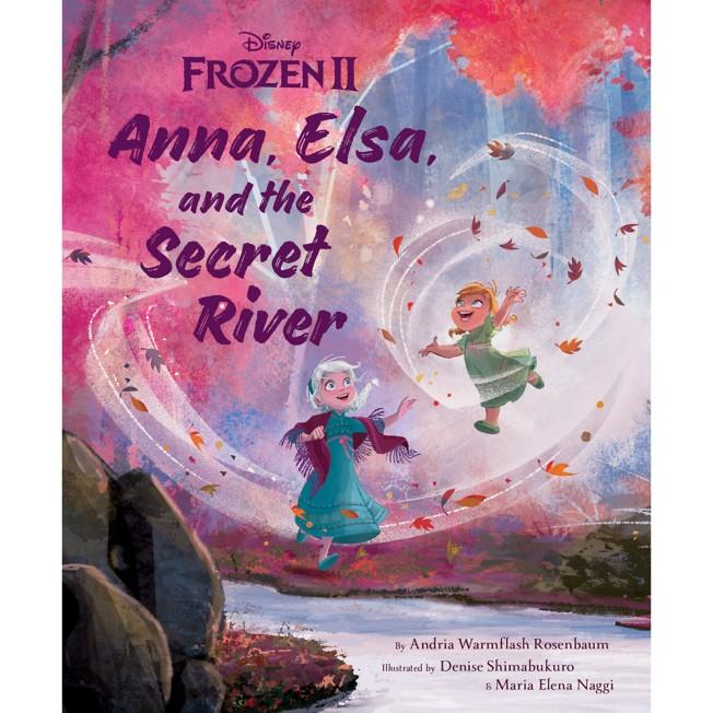 Frozen 2: Anna, Elsa, and the Secret River