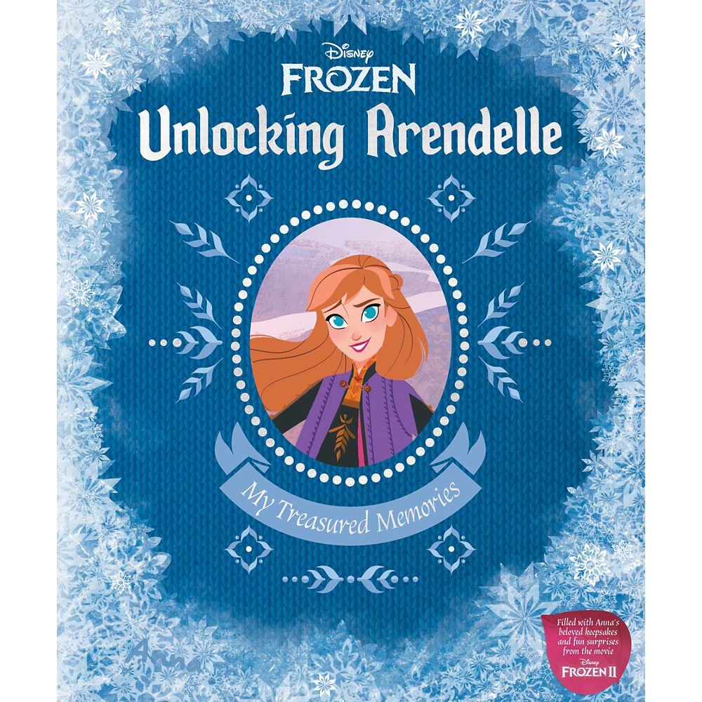 Frozen: Unlocking Arendelle Book