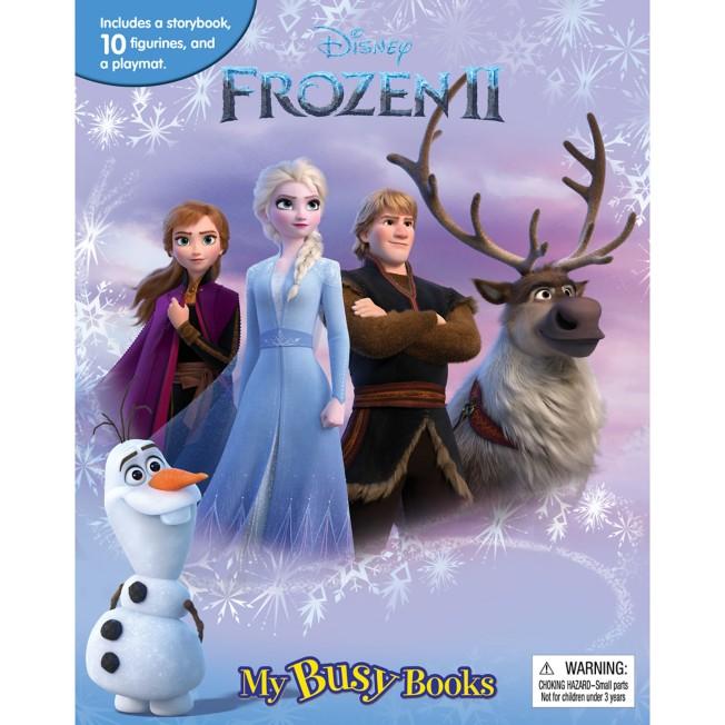 Frozen 2: My Busy Books