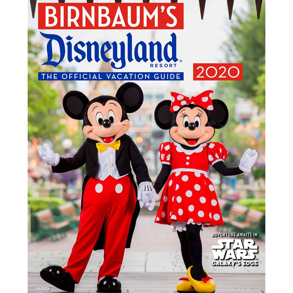 Birnbaum's 2020 Disneyland Resort: The Official Guide Book