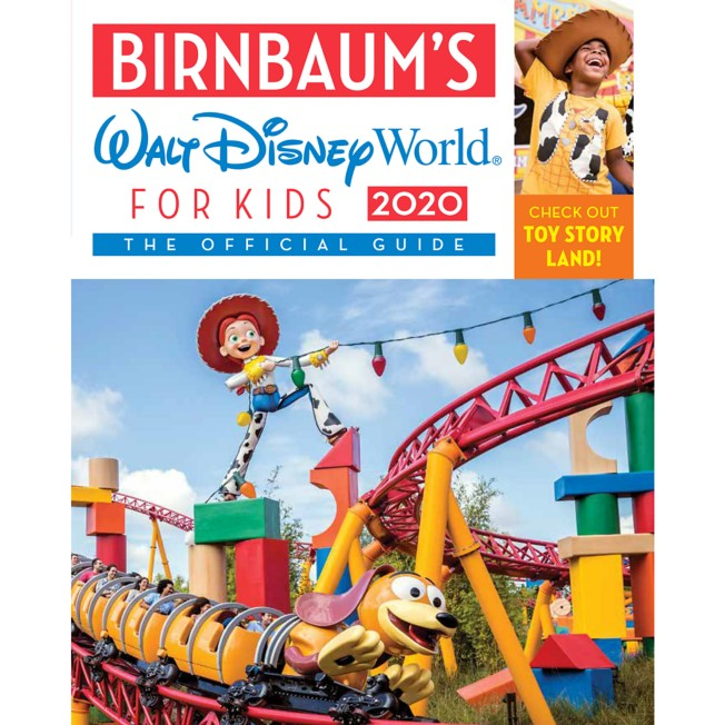 Birnbaum's 2020 Walt Disney World for Kids: The Official Guide Book