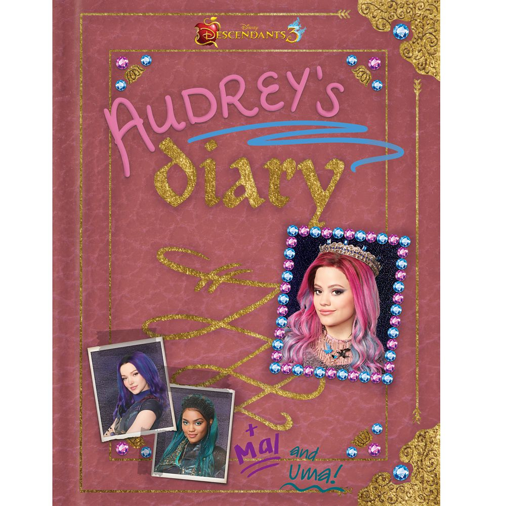 Audrey's Diary Book – Descendants 3