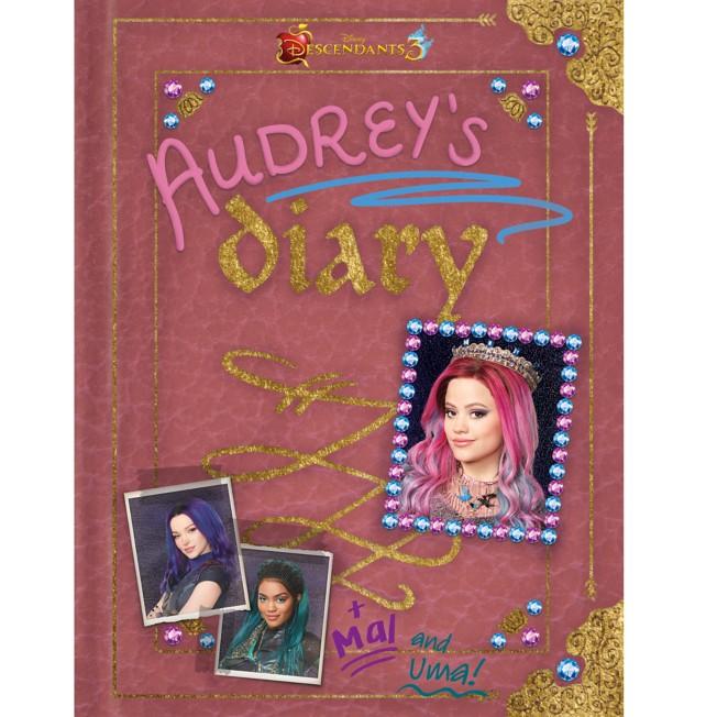 Audrey's Diary Book – Descendants 3