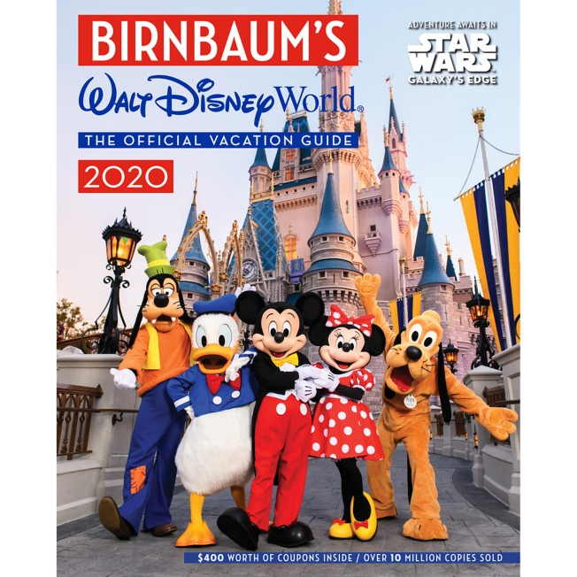 Birnbaum's 2020 Walt Disney World: The Official Guide Book