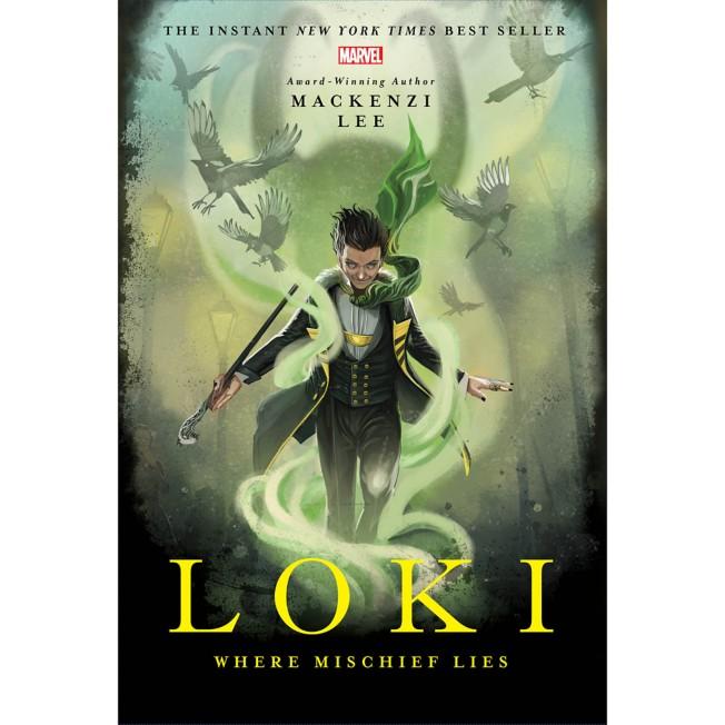 Loki: Where Mischief Lies Book