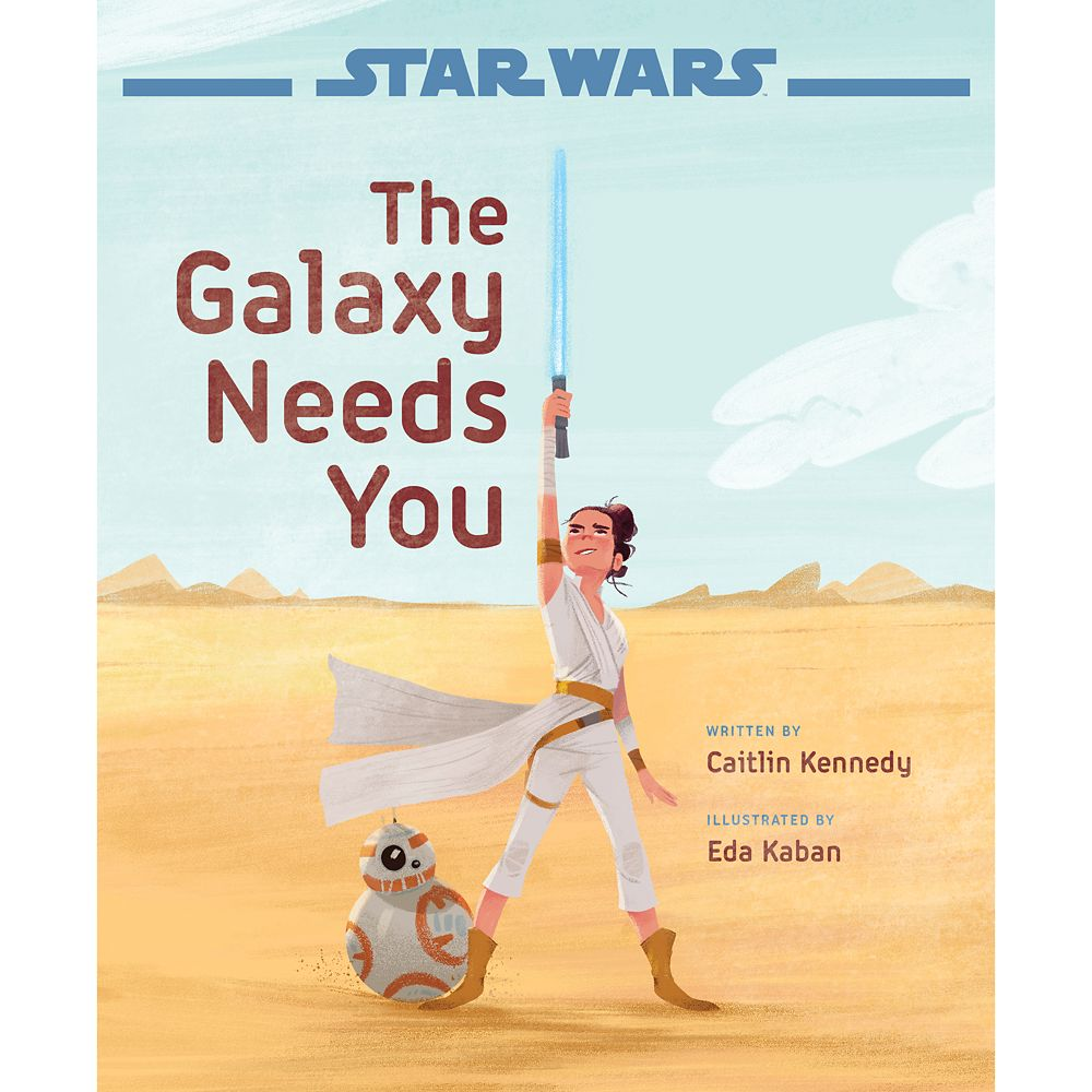 Star Wars: The Rise of Skywalker the Galaxy Needs You Book