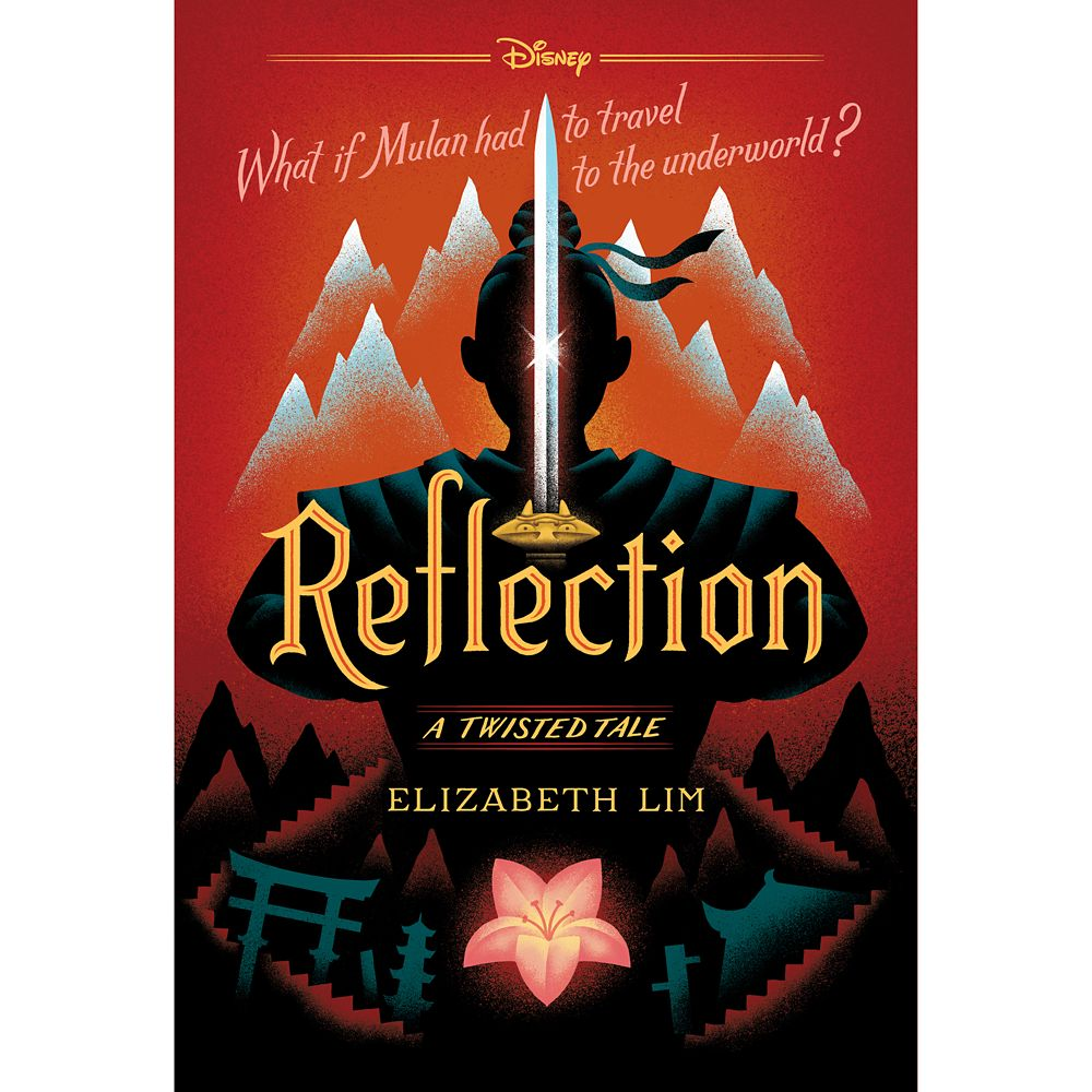 Reflection: A Twisted Tale Book