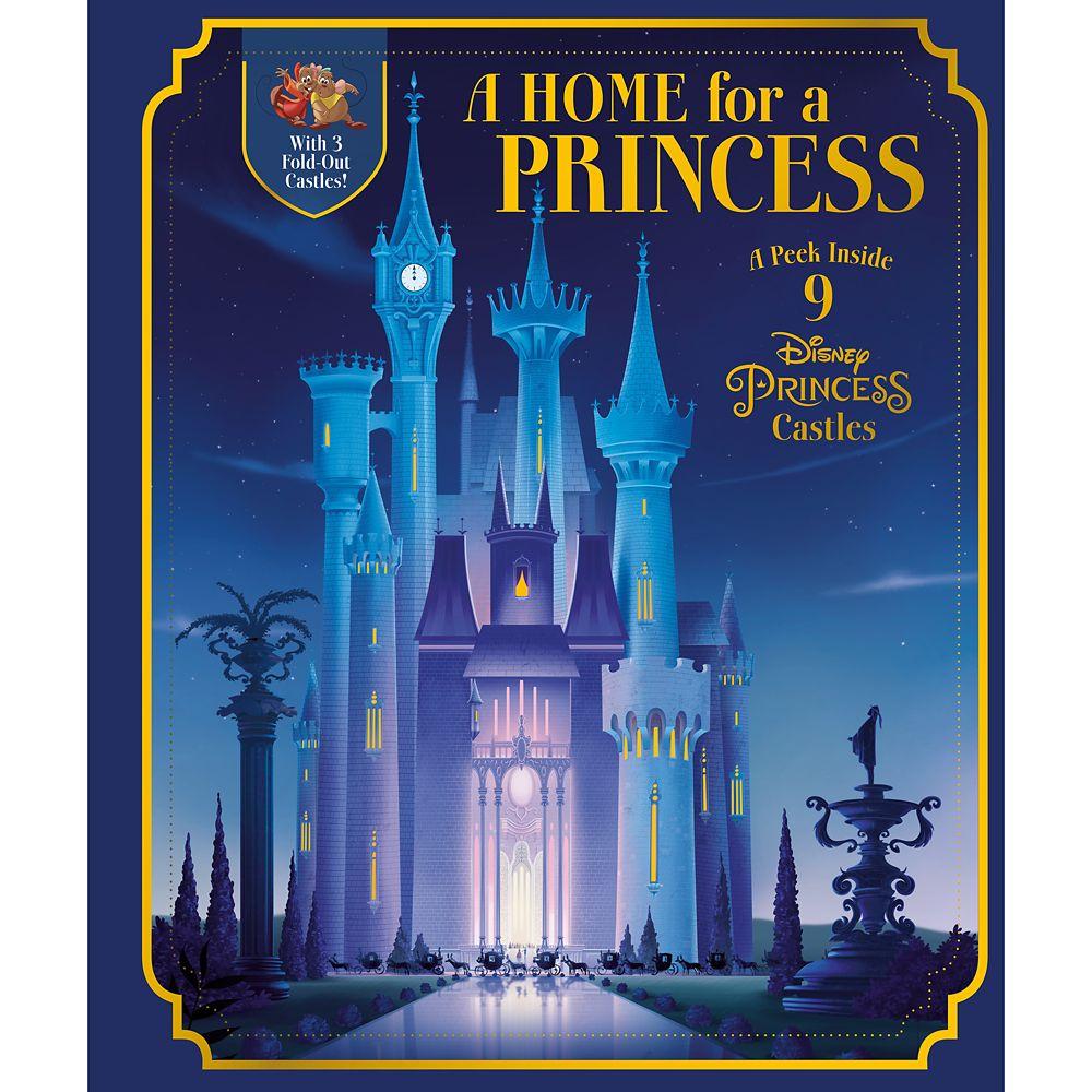 A Home for a Princess Book