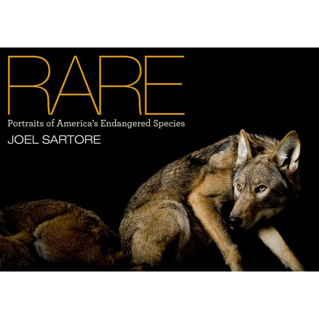 National Geographic Rare: Portraits of America's Endangered Species Book