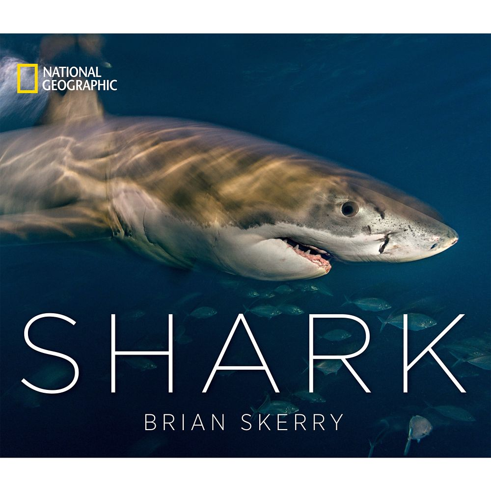 Shark Book – National Geographic