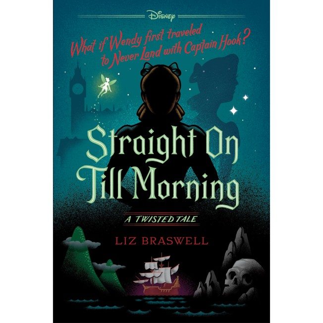 Straight on Till Morning: A Twisted Tale Book