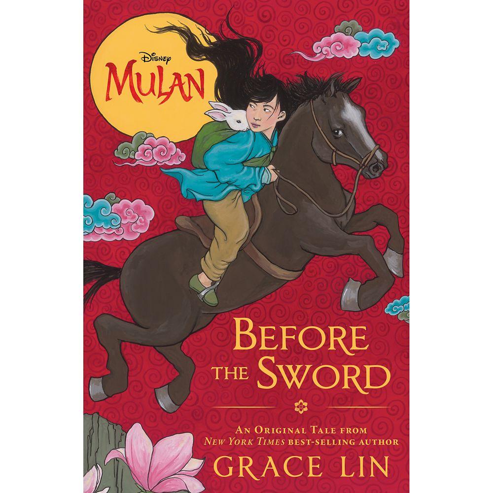 Mulan: Before the Sword Book
