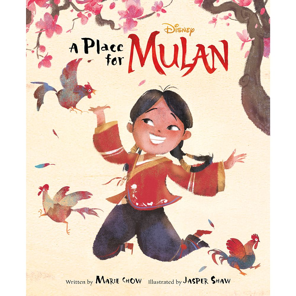 A Place for Mulan Book – Live Action Film