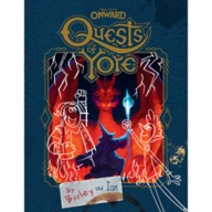 Onward: Quests of Yore Book