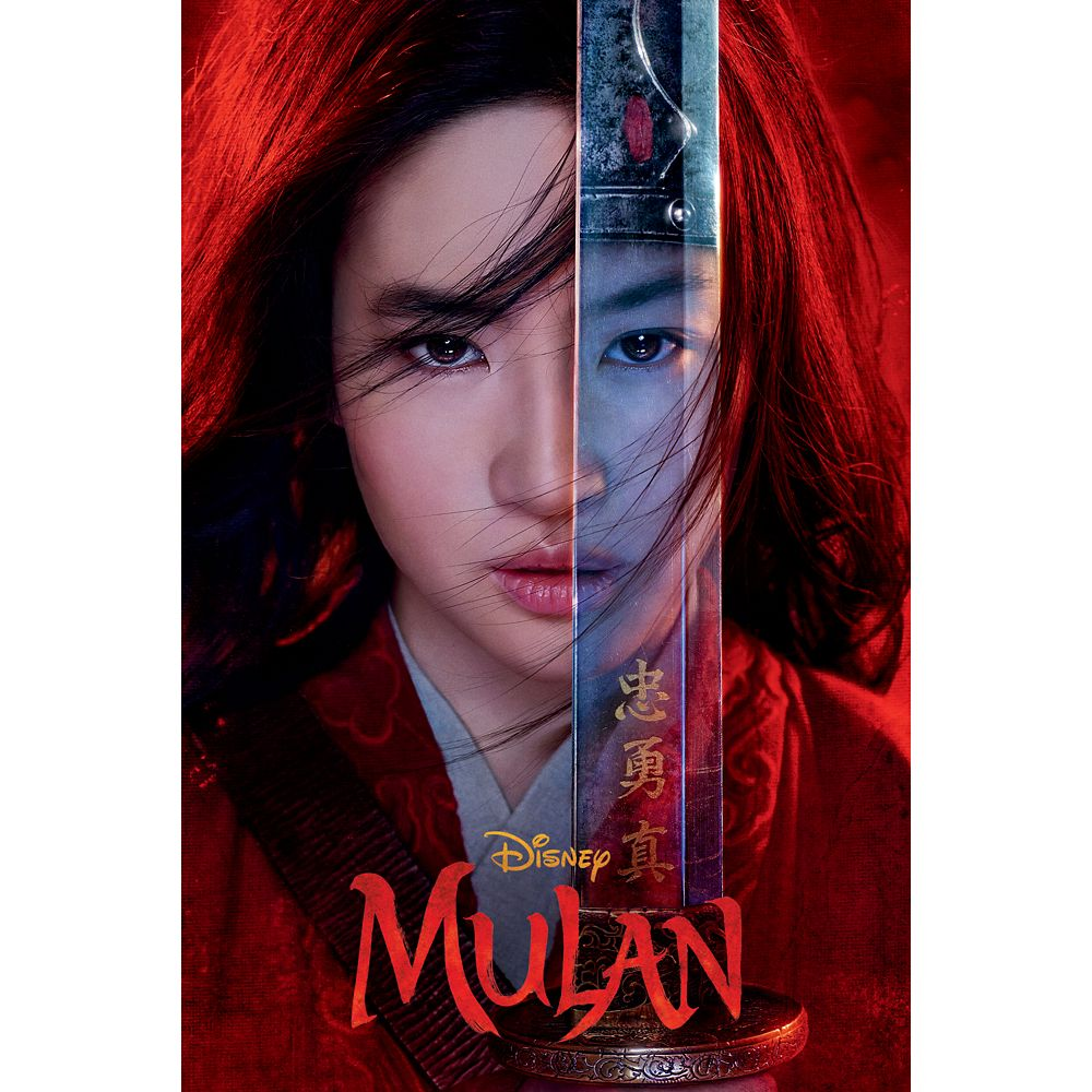 Mulan Novelization Book