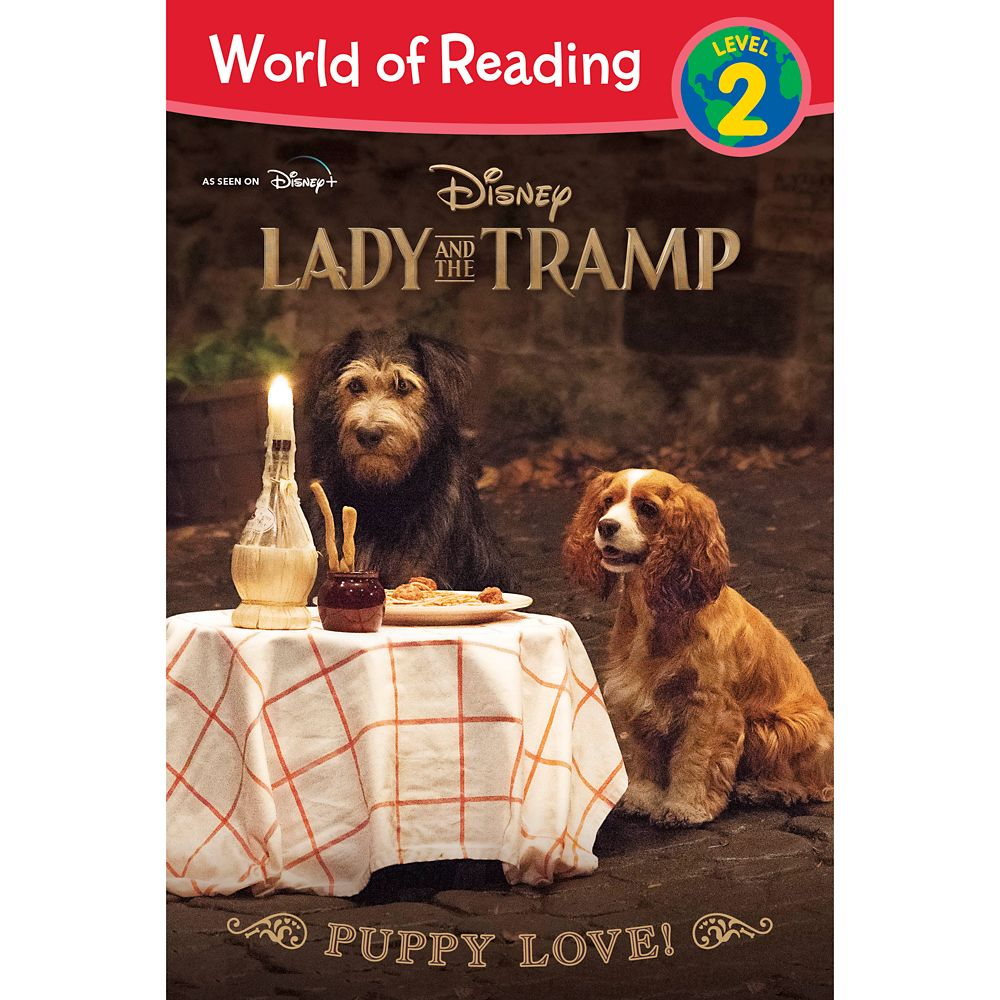 Lady and the Tramp World of Reading Book