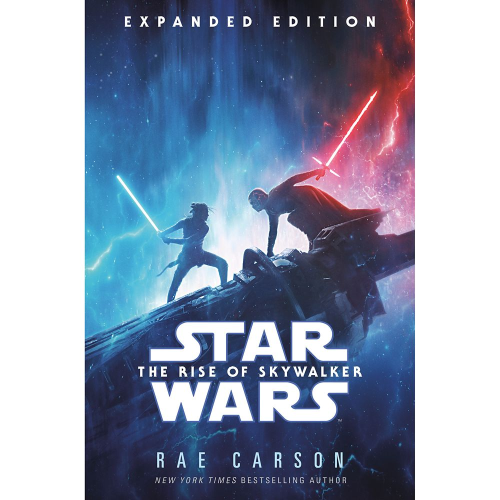 Star Wars: The Rise of Skywalker Expanded Edition Book