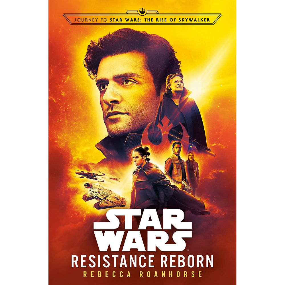 Resistance Reborn – Journey to Star Wars: The Rise of Skywalker Book