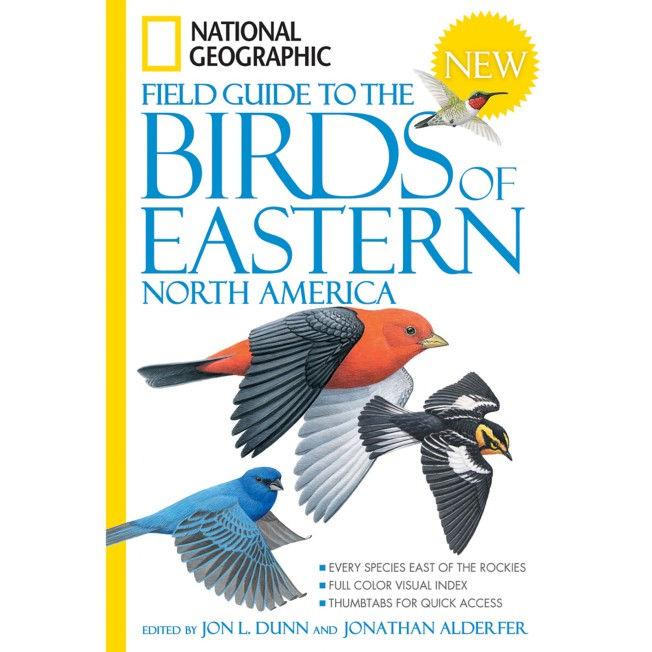 Field Guide to the Birds of Eastern North America – National Geographic