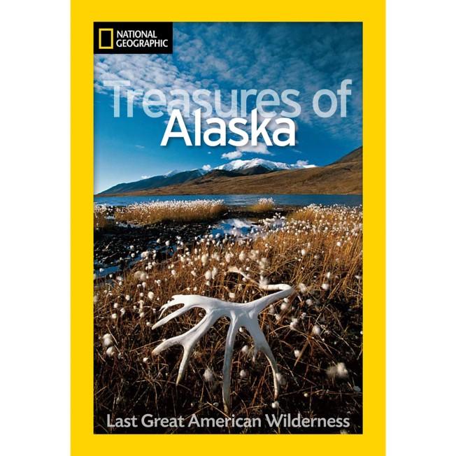 Treasures of Alaska  Book – National Geographic