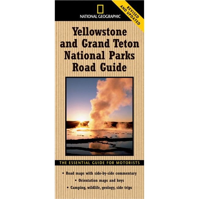 Yellowstone and Grand Teton National Parks Road Guide – National Geographic
