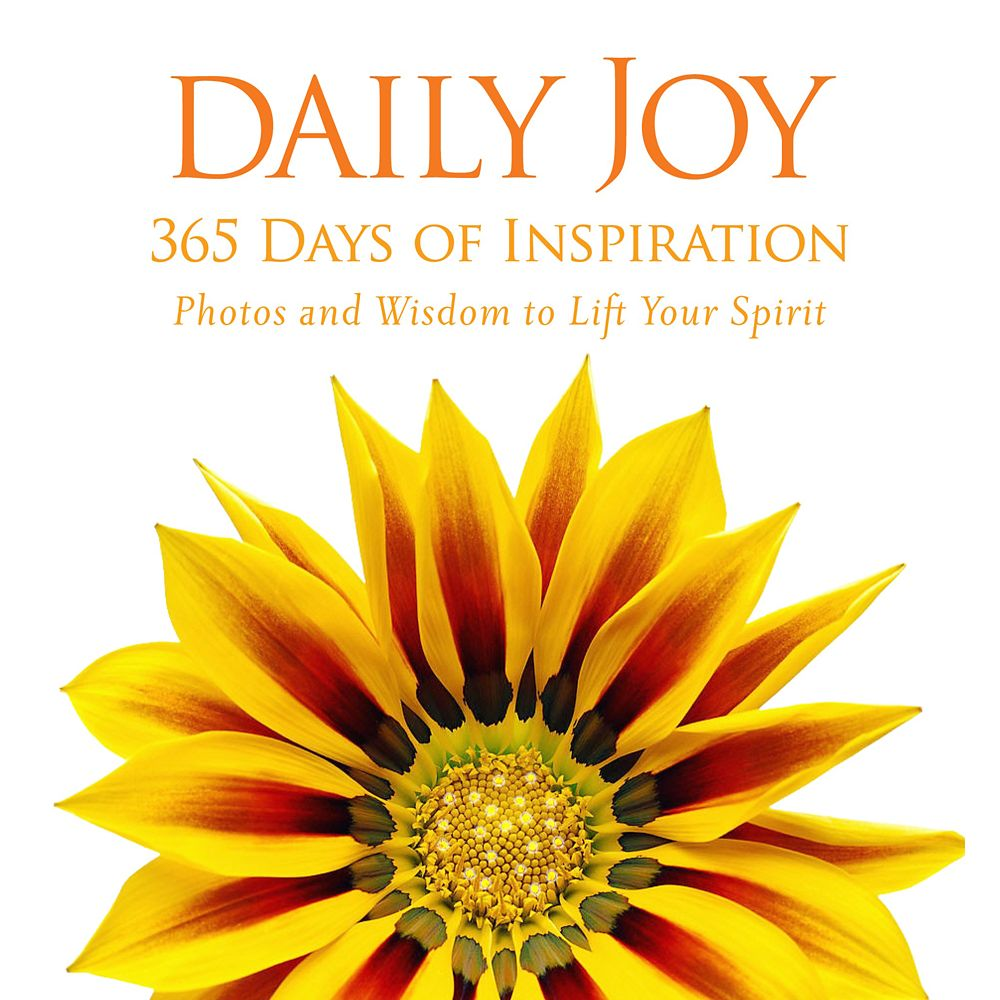 Daily Joy: 365 Days of Inspiration Book – National Geographic