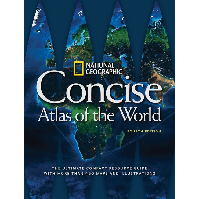 Concise Atlas of the World Book, Fourth Edition –