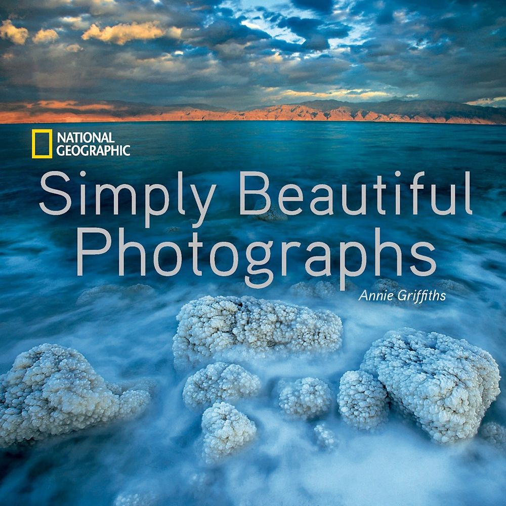 Simply Beautiful Photographs Book – National Geographic