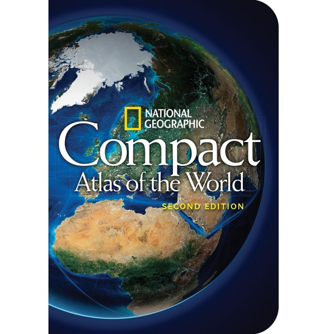 Compact Atlas of the World Book, Second Edition – National Geographic