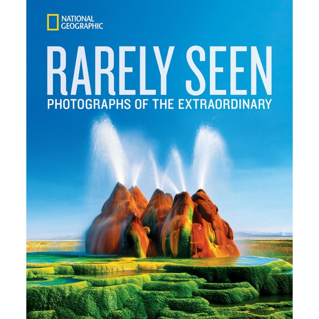 Rarely Seen: Photographs of the Extraordinary Book – National Geographic