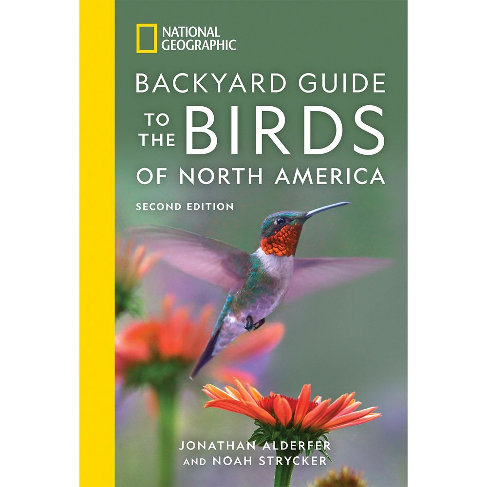 National Geographic Backyard Guide to the Birds of North America Book, Second Edition
