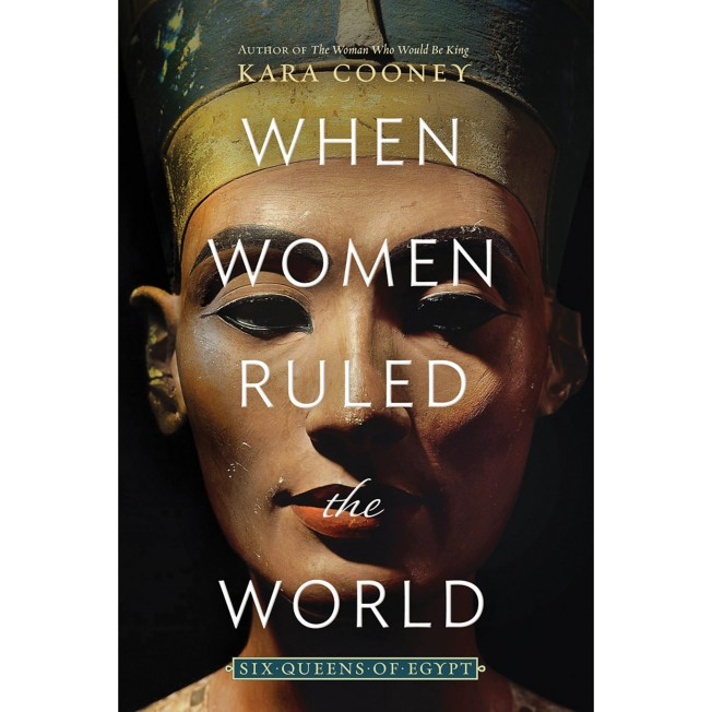 When Women Ruled the World: Six Queens of Egypt Book – Paperback Edition – National Geographic