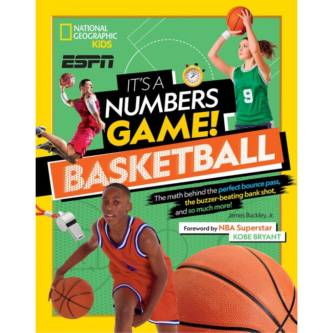 It's a Numbers Game! Basketball Book – National Geographic