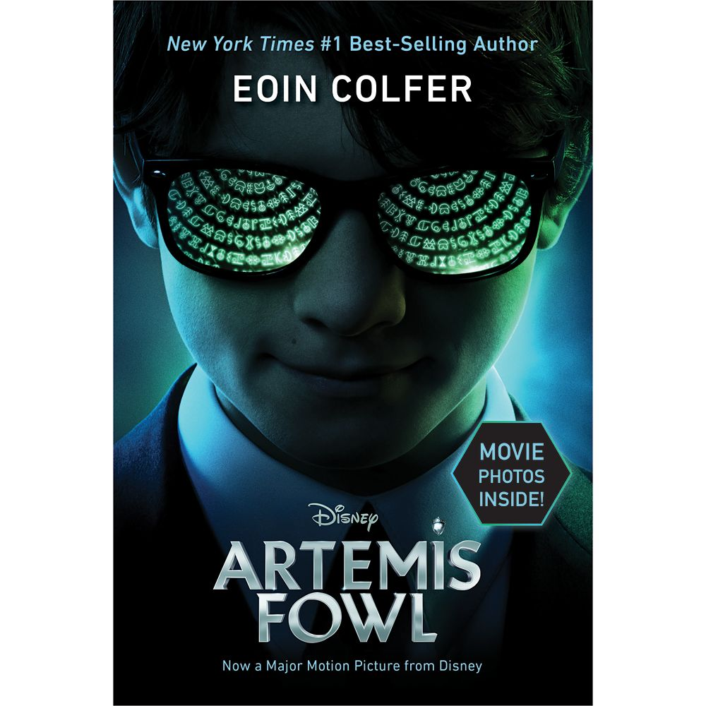Artemis Fowl Book – Movie Photo Edition