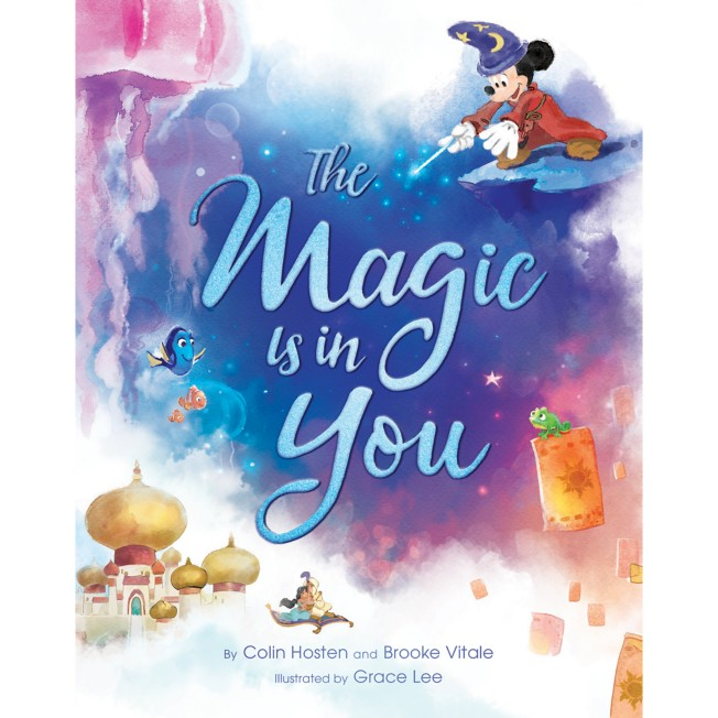 The Magic Is in You Book